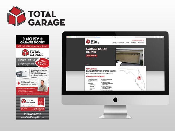 Total Garage Brand