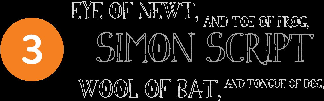 simon-script
