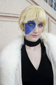 Susan as Mystique