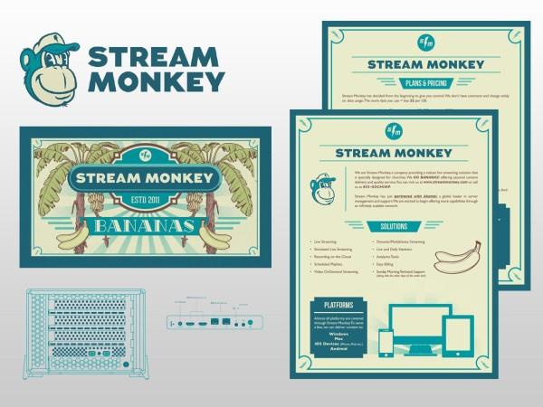 Stream Monkey