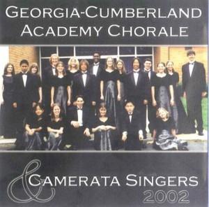 Ben singing in his high school choir