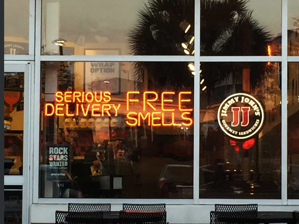 jimmy johns free smells