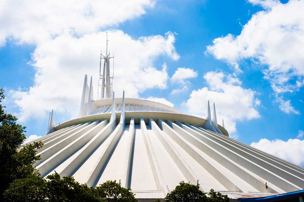 tomorrowland space mountain