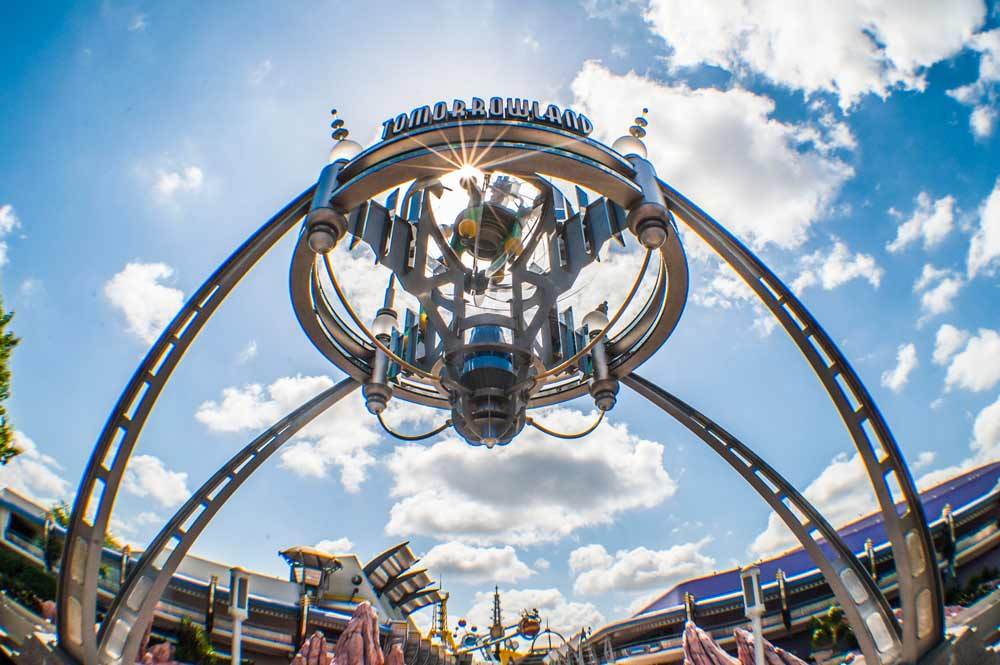 tomorroland entrance