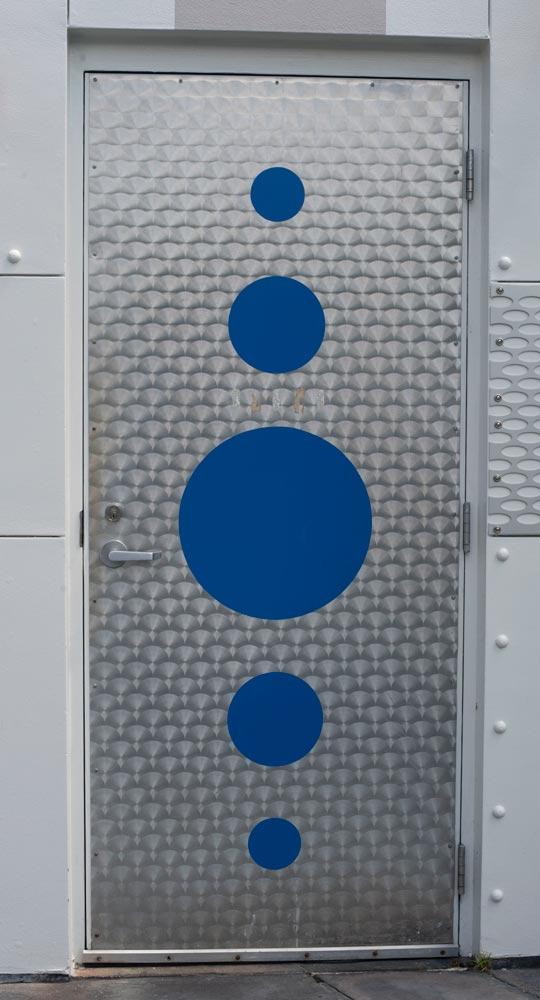 tomorrowland door design