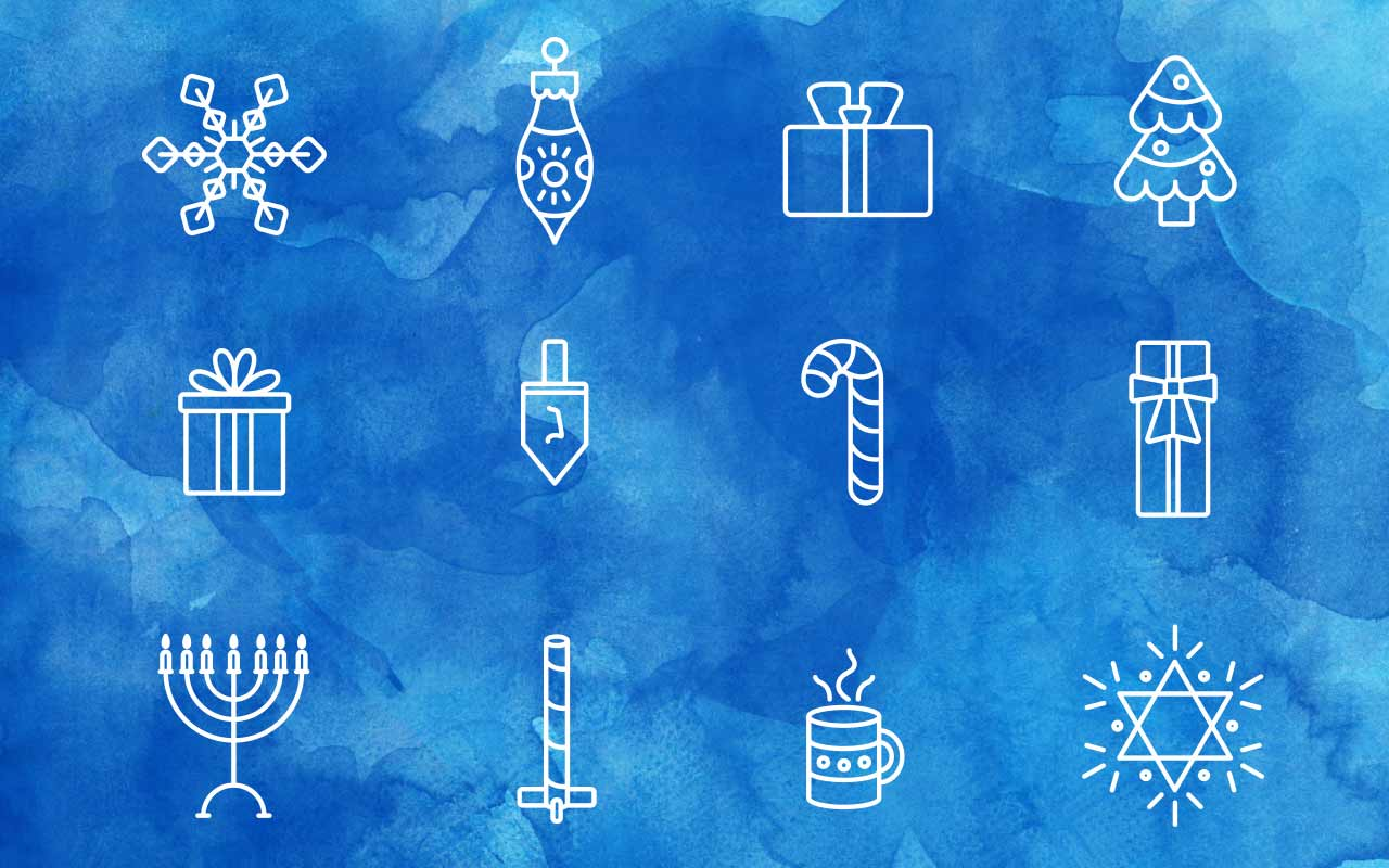 free-holiday-simple-line-icons